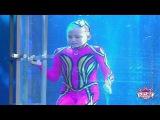 Русалочка из Перми - Титулованная пловчиха синхронистка Дарья Шиловская. Лучше всех