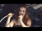 Epica - The Essence Of Silence live at Hellfest (2015)
