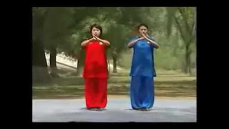 咏春拳基本功 Yong Chun Quan - Basic Skills 2