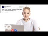 Jennifer Lawrence Goes Undercover on Reddit, Instagram, and Twitter Actually Me GQ