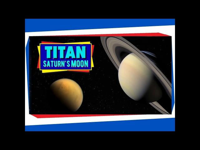 Intense storms batter Saturn's largest moon Titan Extreme methane rainstorms shaping Titan