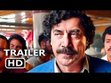 LOVING PABLO Official Trailer (2018) Javier Bardem, Penelope Cruz, Pablo Escobar Movie HD