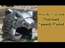 Skyrim Nordic Carved Helmet | Speed Paint