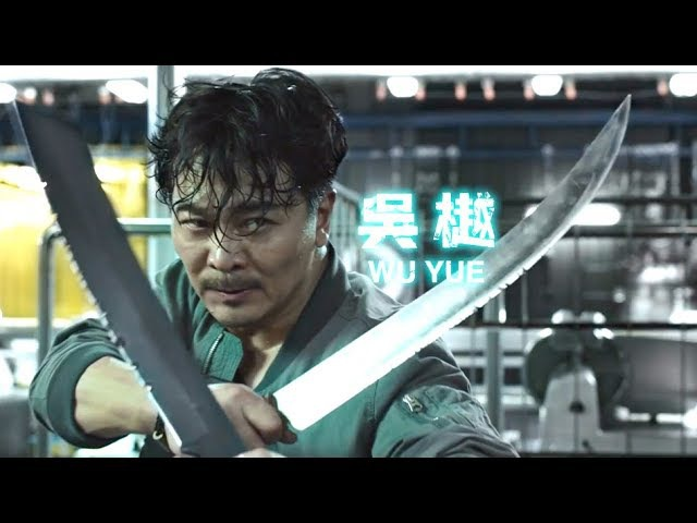 S.P.L. Звезды судьбы 3 Парадокс - Трейлер 2017 (китайский боевик) | Киномагия трейлеры