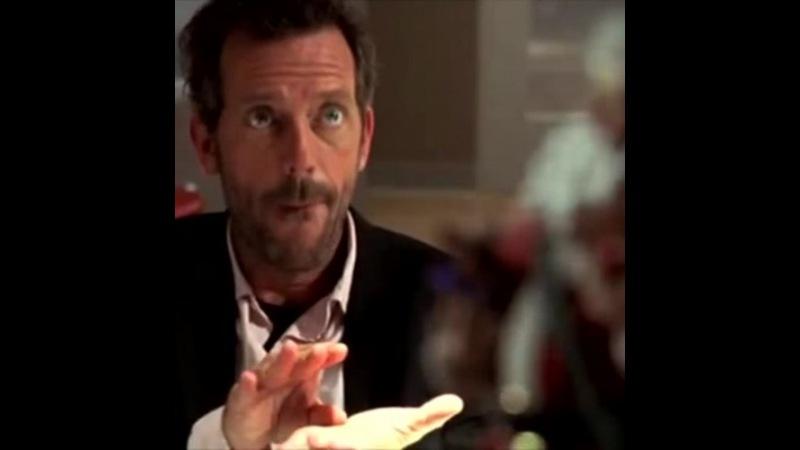 Доктор Хаус - в цель · coub, коуб