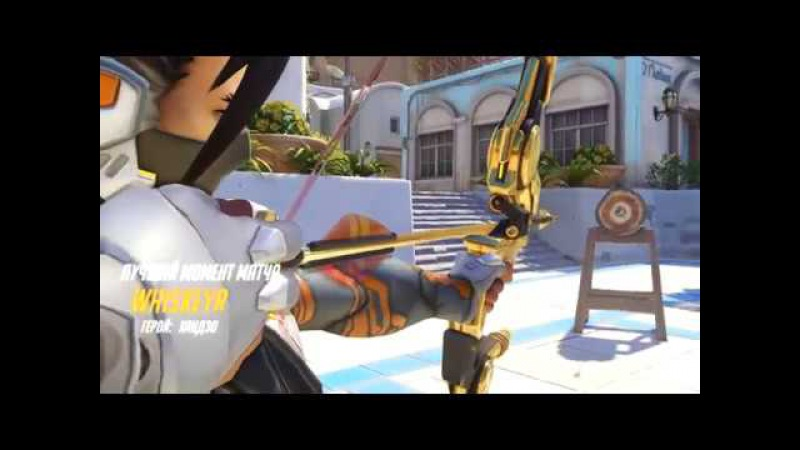Overwatch by WhiskeyR BUG POTG Hanzo :D