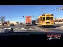 Murder Nova cruising around on 275 drag radials! STREET CAR !