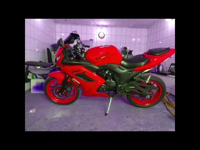 Viper 250-F2 Crazy MOTO