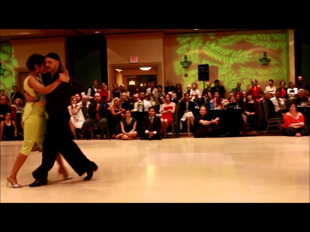 Homer and Cristina Ladas 2015 Tucson Tango Festival Performance