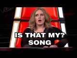 ADELE BEST UNFORGETTABLE SONGS ON X FACTOR, THE VOICE, GOT TALENT... MIND BLOWING HD