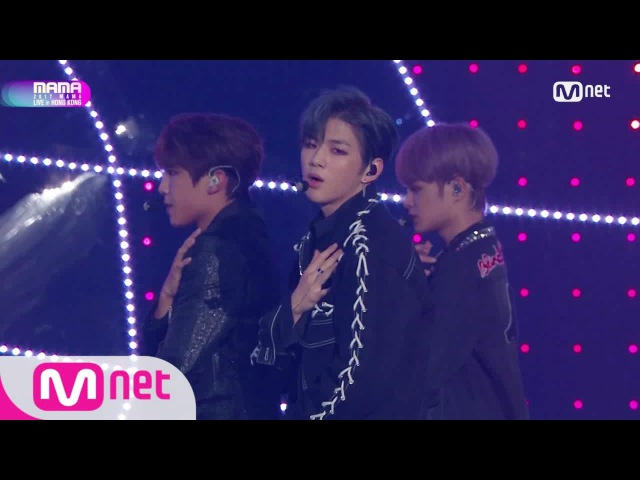 [2017 MAMA in Hong Kong] Wanna One_Nothing Without You Beautiful Puppet Perf.