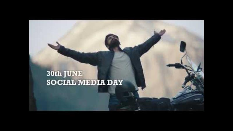 Feel Like God - Pledge To Connect With Yourself   Bajaj Avenger (Advertisement)