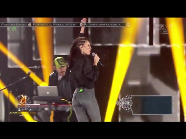 Filatov Karas - Tell It To My Heart @ TVP2 New Year 2018 (Zakopane)