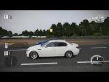 Forza 7 Drag race: BMW M5 E60 (V10) vs BMW M5 V8 2012
