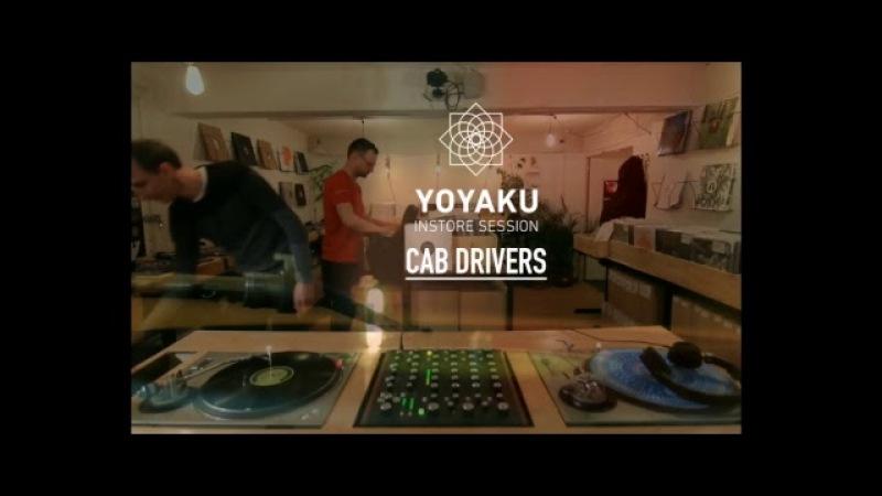 Yoyaku instore session : Cab Drivers