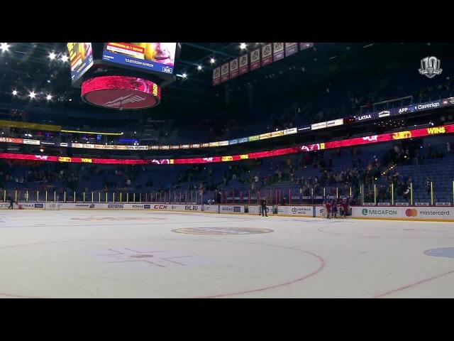 Моменты из матчей КХЛ сезона 16/17 • Йокерит - Сибирь. Лучшие моменты матча 28.11