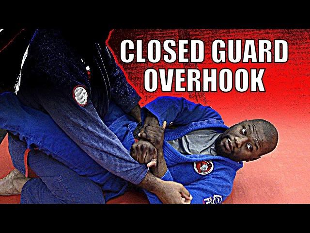 Closed Guard | Overhook Choke Armbar with Professor Mackens Semerzier, Norfolk, VA