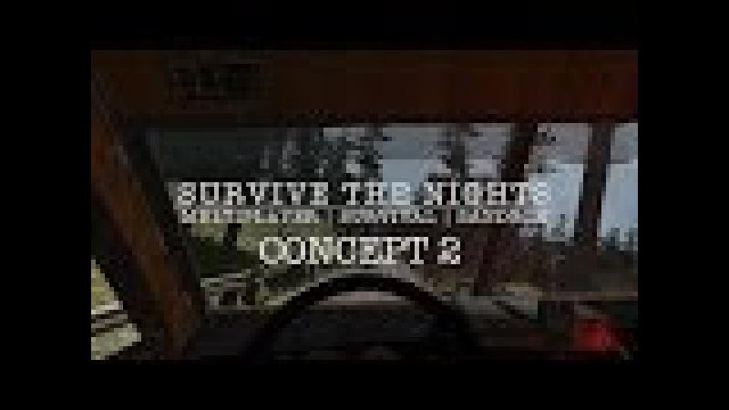Survive the Nights - Pre-Alpha Concept Part 2 (vehicles | enemies)