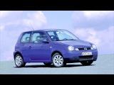 Volkswagen Lupo 1 4 16V FSI Typ 6X 2000 03