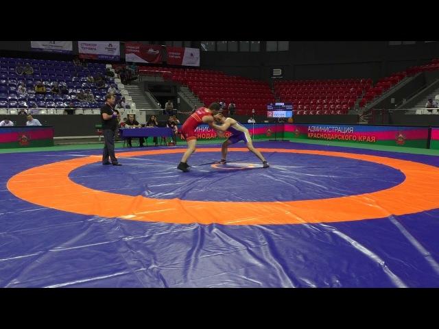 Финал 84 кг. Закуев Азамат (КБР) - Хубаев Арсений (Алания)