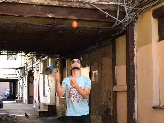 21. Мультиплексы 4М (видео уроки по жонглированию от ПГ)