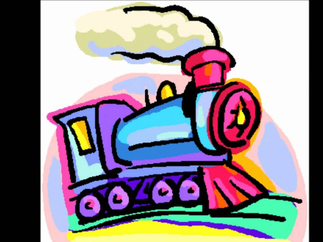 Fischia il treno, il treno fischia....