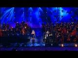 Валерия и Олег Скрипка  - Любовь (ОРТ). Юбилейный концерт 2013.