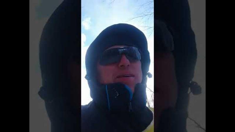 Валентин Левковский прислал видеоотчёт с «Берингии-2018»