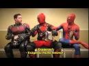 The Waiting Room com Deadpool, Homem-Aranha e Homem-Formiga Legendado PT-BR