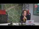 Теннисистка Анастасия Павлюченкова в гостях у Спорт FM 16 04 2017