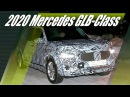 All-New 2020 Mercedes-Benz GLB-Class Prototype Spied For The First Time