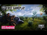 ISLAND OF CONQUEST BATTLEGROUNDS - iOS  Android - FIRST GAMEPLAY TRAILER