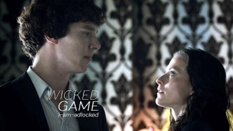 Sherlock Irene || Wicked Game
