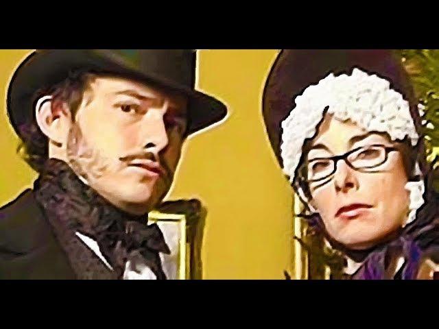 Отчаянные дегустаторы отправляются... в Викторианские времена