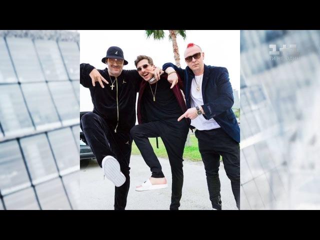 Світське життя: Потап розповів, як знімав кліп з гуртом Mozgi у Маямі