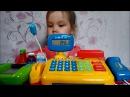 Кассовый аппарат (5 функции, 20 предметов)