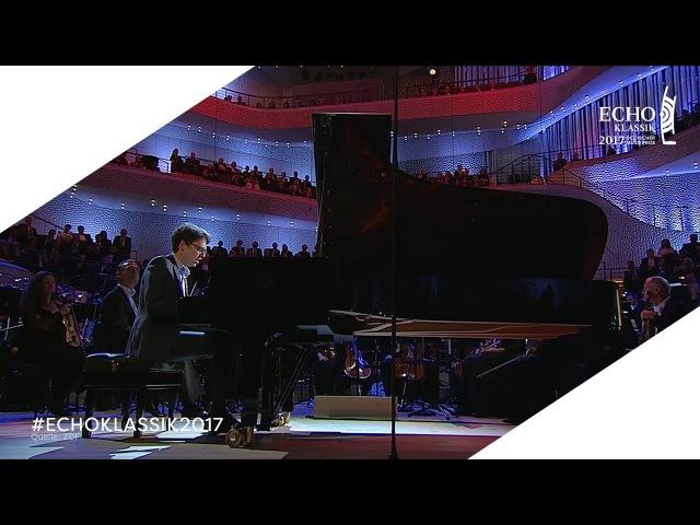 ECHO KLASSIK 2017: Lucas Debargue | Auftritt