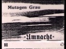 Mutagen Grau - Channels Language ( 1985 Experimental Drone / Abstrct Noise)