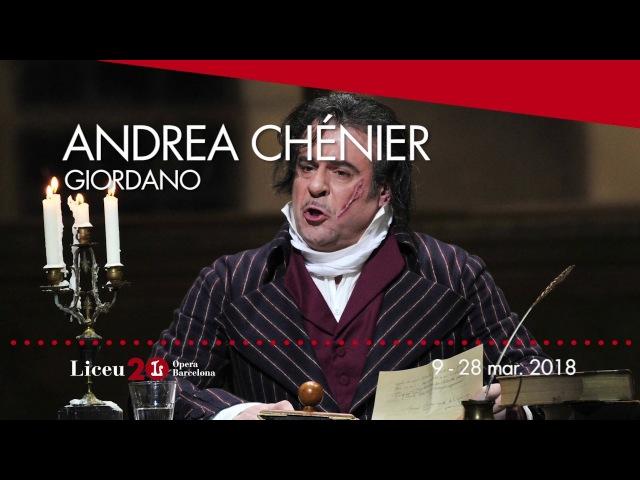'Andrea Chénier' (2017/18) - Nemico della patria