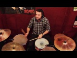 Royal Blood - Out Of The Black Drum cover by Volodimir Gladkiy