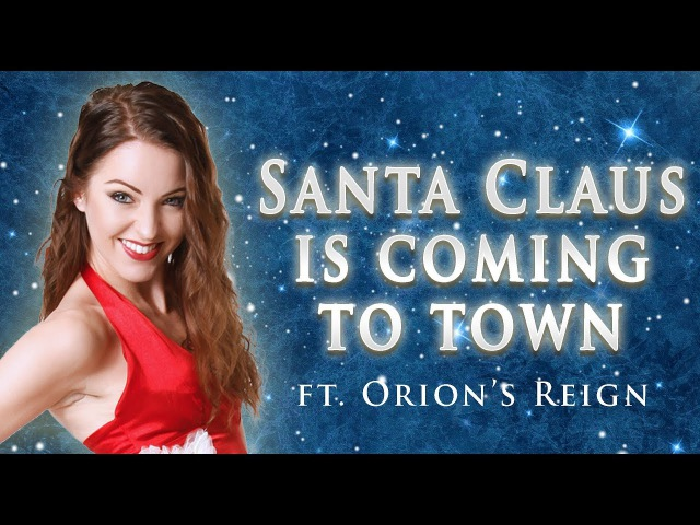 Santa Claus is Coming to Town goes Metal 🎄(Cover by Minniva Orion's Reign)