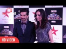 Sanaya Irani And Mohit Sehgal At Star Parivaar Awards 2017 Viralbollywood