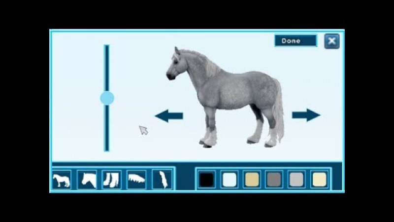 What if we could design our horses in Star Stable😱