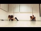 Pole dance choreography - Imagine dragonsRadioactive (Maja Pirc &amp Teja Burgar)