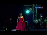 Кватро &amp Светлана Касьян - Скажите, девушки, подружке вашей (концерт у ХХС)
