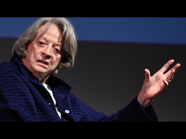 In conversation with Maggie Smith: