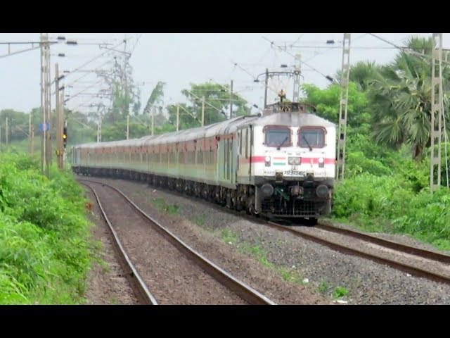 [27 in 1] All in One Trains Rajdhani Shatabdi Duronto Garibrath Suvidha INDIAN RAILWAYS