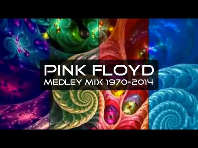 Pink Floyd - Visual Medley Mix Experience (Nufonic)