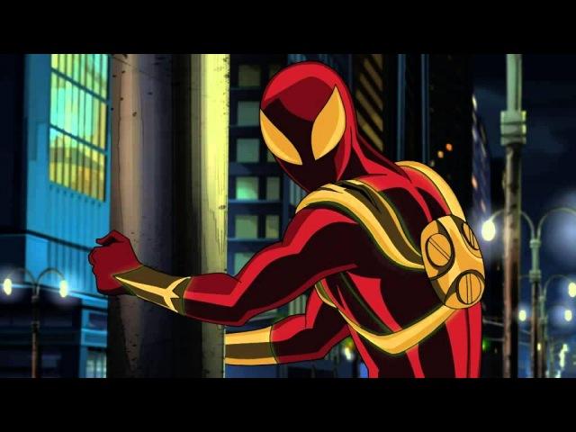Великий Человек-паук - Полёт Железного Паука - Сезон 1, Серия 5 | Marvel