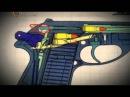 Оружие. 07 ПСМ (Пистолет Самозарядный Малогабаритный)